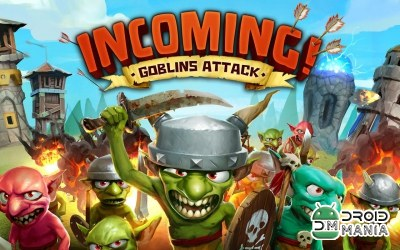 Скриншот Incoming! Goblins Attack TD №1