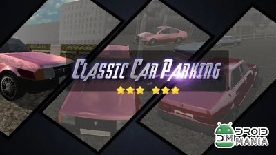 Скриншот Classic Car Parking 3D №1