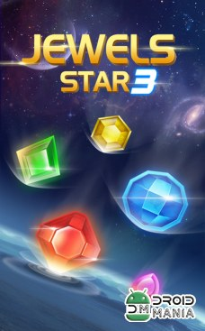 Скриншот Jewels Star 3 №1