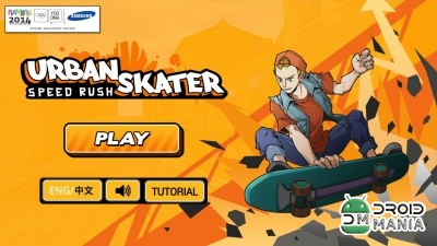 Скриншот Urban Skater: Speed Rush №1