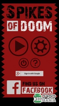 Скриншот Spikes Of Doom №1