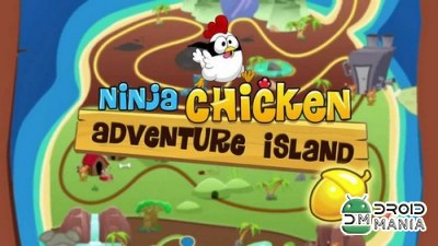 Скриншот Ninja Chicken Adventure Island №1
