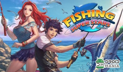 Скриншот Fishing Superstars: Season 2 №1