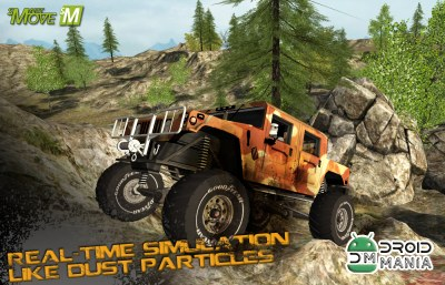 Скриншот 4x4 Offroad Trial Extreme №1