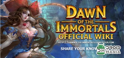 Скриншот Dawn of the Immortals №1