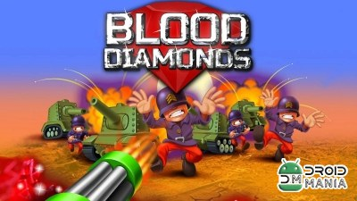 Скриншот Blood Diamonds: Base Defense №1