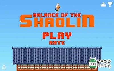 Скриншот Balance of the Shaolin №1