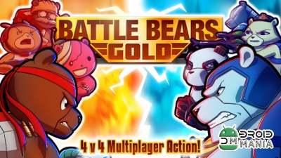Скриншот Battle Bears Gold №1