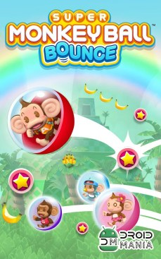 Скриншот Super Monkey Ball Bounce №1