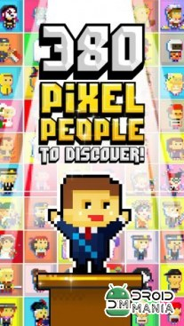 Скриншот Pixel People №1