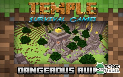 Скриншот Temple Survival Games №1