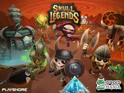 Скриншот Skull Legends №1