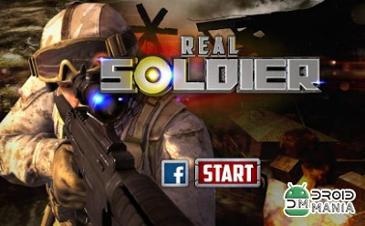 Скриншот Real Soldier №1