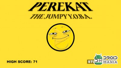 Скриншот PEREKAT: THE JUMPY YOBA №1