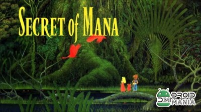 Скриншот Secret of Mana №1