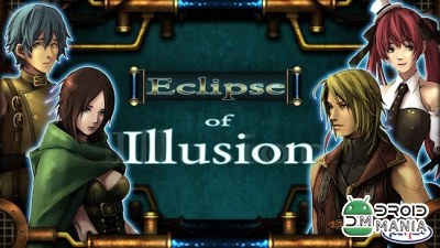 Скриншот RPG Eclipse of Illusion №1