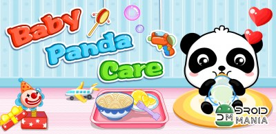 Скриншот Baby Panda Care by BabyBus №1