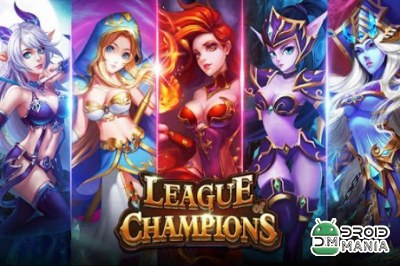Скриншот Aeon of Strife / League Of Champion №1
