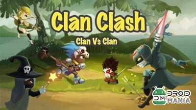 Скриншот Clans Tribe Clash / Clan clash: Clan vs clan №1
