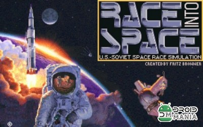 Скриншот Race Into Space Pro №1