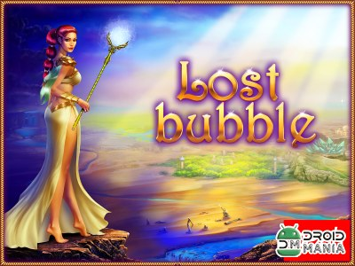 Скриншот Lost Bubble №1