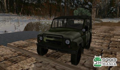Скриншот Russian Winter Offroad Racer №1