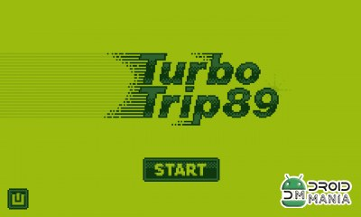 Скриншот Turbo Trip 89 - Turbo Racing №1