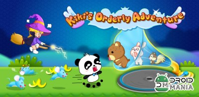 Скриншот Kiki's Orderly Adventure №1