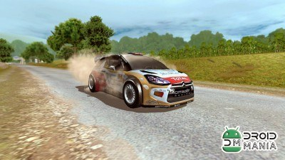 Скриншот WRC The Official Game №1