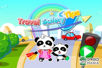 Скриншот Travel Safety by BabyBus №1
