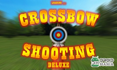 Скриншот Crossbow Shooting deluxe №1