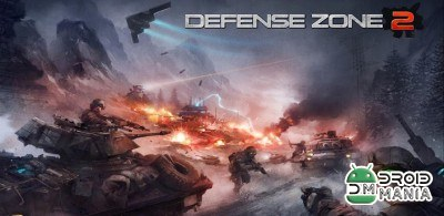 Скриншот Defense Zone 2 HD №1