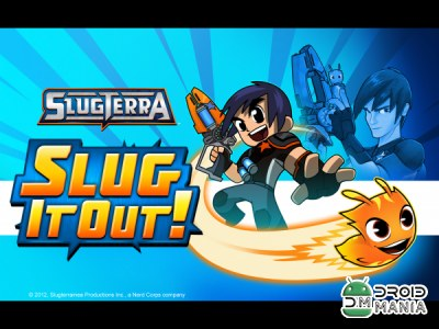 Скриншот Slugterra: Slug it Out! №1