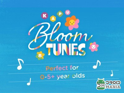 Скриншот Kapu Bloom Tunes №1