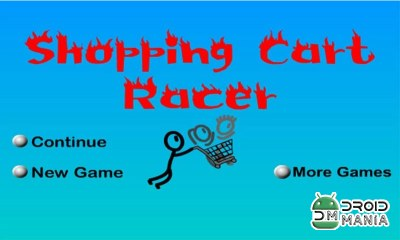 Скриншот Shopping Cart Racer №1