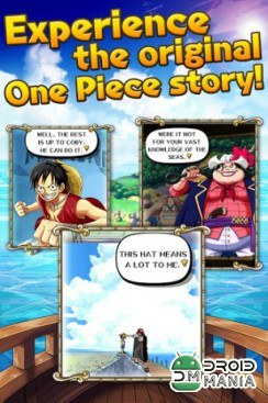 Скриншот ONE PIECE TREASURE CRUISE №1