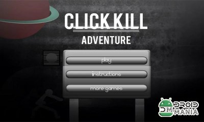 Скриншот Click Kill Adventure №1