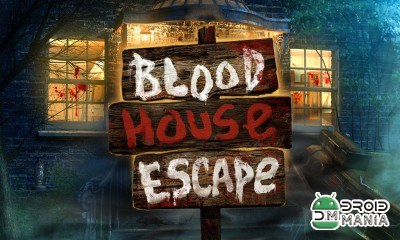 Скриншот Blood House Escape №1