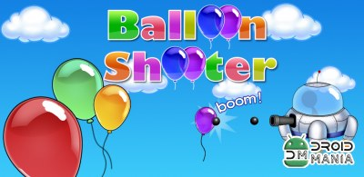 Скриншот Balloon Shooter №1