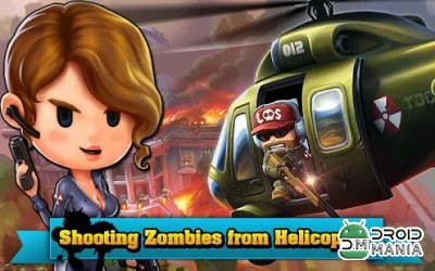Скриншот Action of Mayday: Zombie World №1