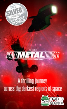 Скриншот Heavy Metal Thunder - Gamebook №1