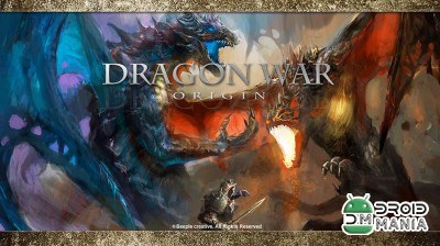 Скриншот Dragon War - Origin №1