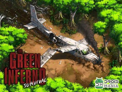 Скриншот The Green Inferno Survival №1