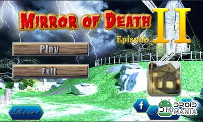 Скриншот Mystery of Mirror of Death2 (Episode II) №1