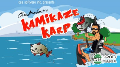 Скриншот Chris Brackett's Kamikaze Karp №1
