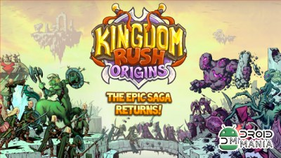 Скриншот Kingdom Rush Origins №1