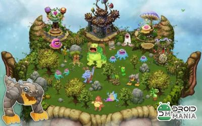 Скриншот My Singing Monsters №1