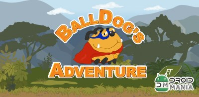 Скриншот Balldog's adventure №1