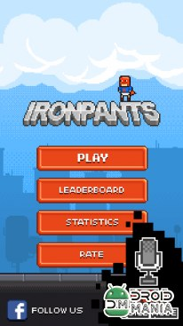 Скриншот Ironpants №1