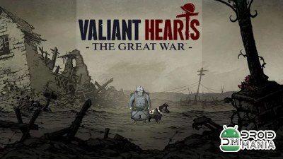 Скриншот Valiant Hearts: The Great War №1